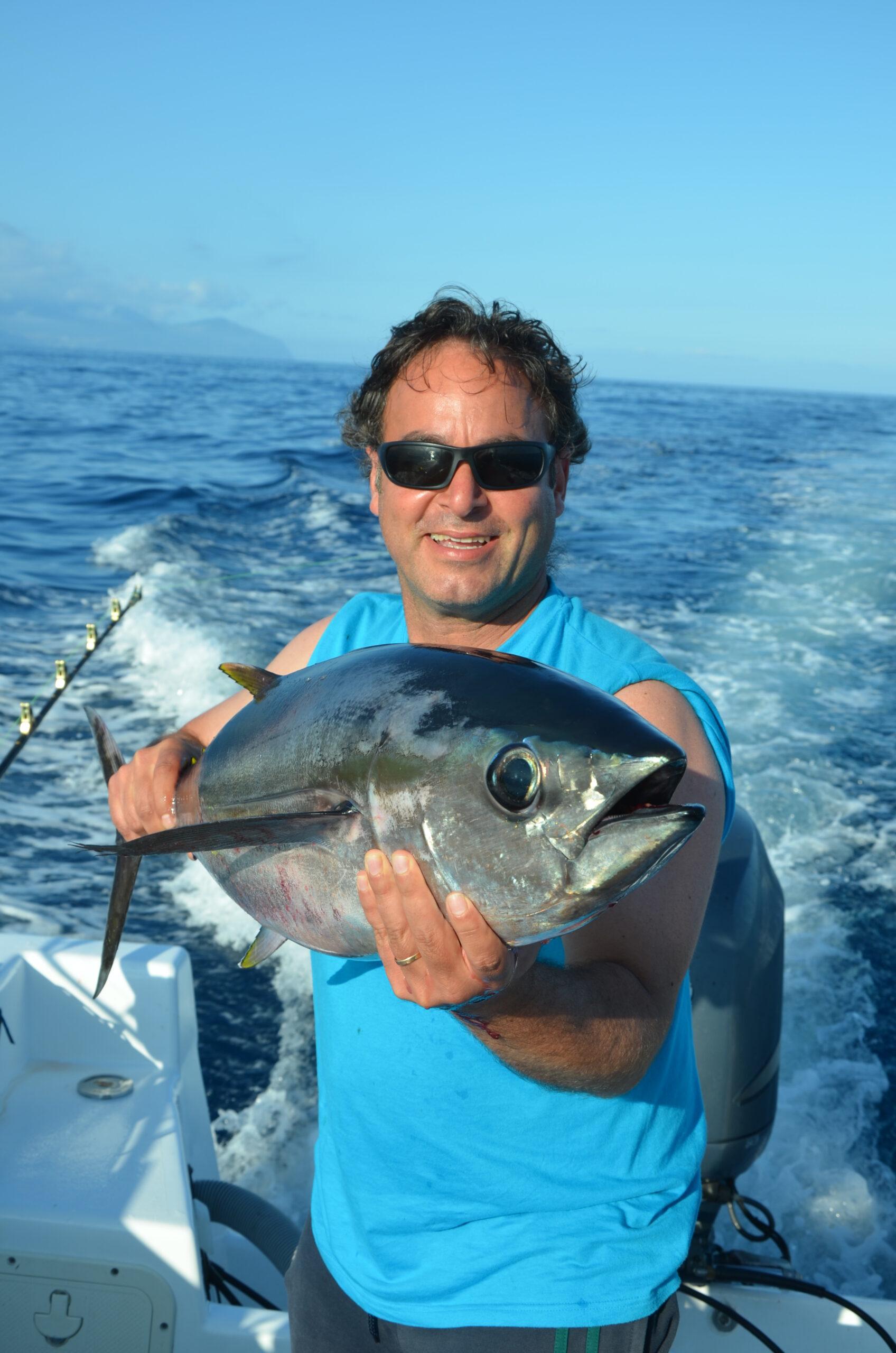 Azores Big Game Fishing