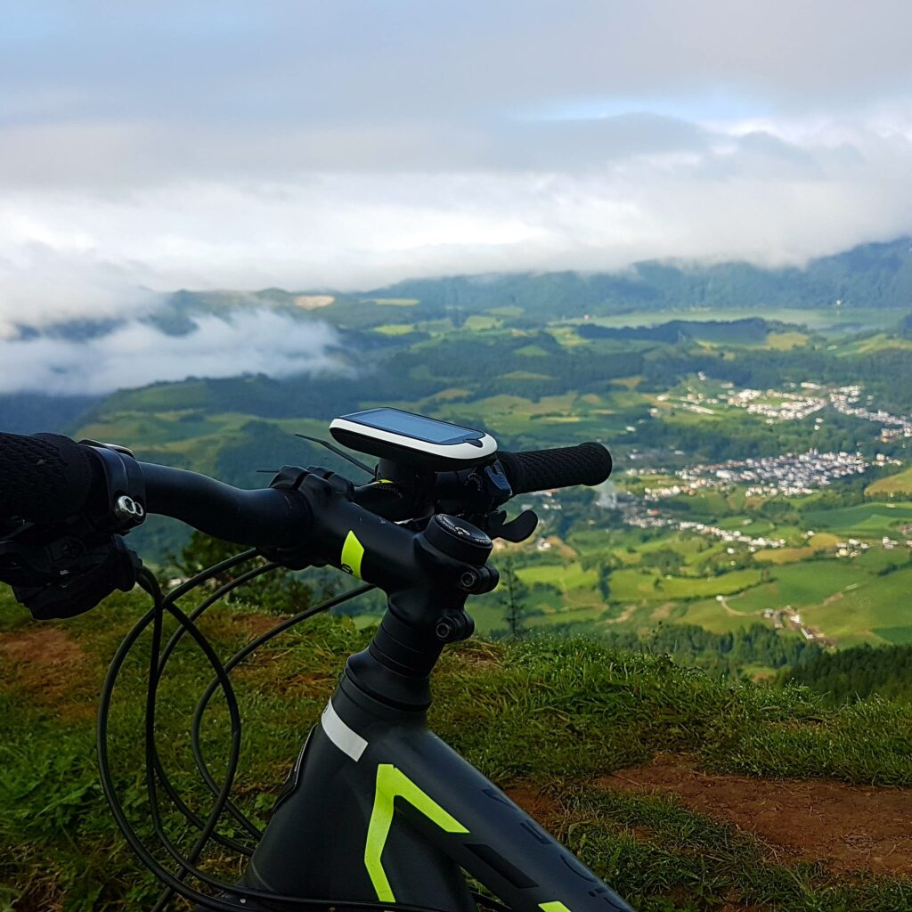 Discovering the valley of Furnas ( MTB Furnas)